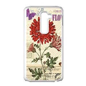Good Quality Phone Case Designed With Travel Cards For LG G2