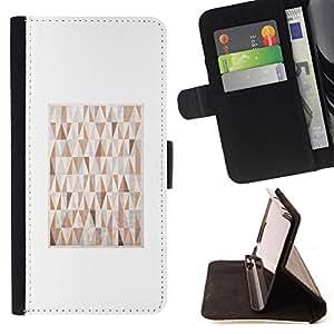 "For Sony Xperia M5 E5603 E5606 E5653,S-type Pintura 80S geométrica Arte Dibujo"" - Dibujo PU billetera de cuero Funda Case Caso de la piel de la bolsa protectora"