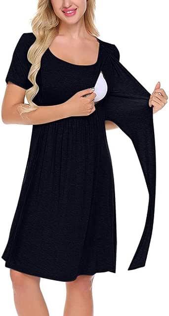 Vestidos de cóctel para Mujeres Vestido de Embarazo para