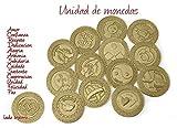 Gold Spanish Unity Coins%2C Wedding Arra