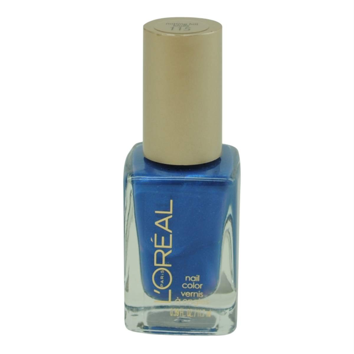 L'OREAL NAIL COLOR #115 NOTHING HILL BLUES B008WF2WHO