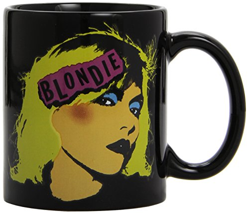 Blondie Punk Logo Mug, Gift Boxed, Officially Licensed