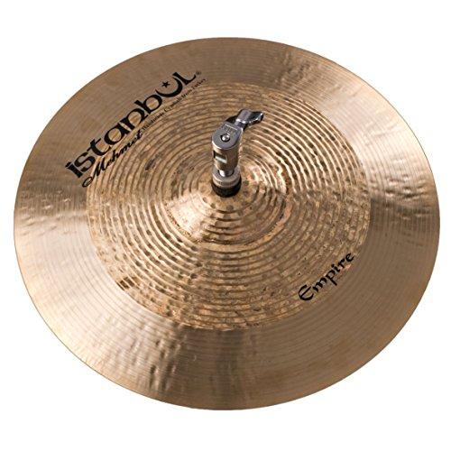 Istanbul Mehmet Cymbals Custom Series HE14 14-Inch Empire Hi-Hat Cymbal ()