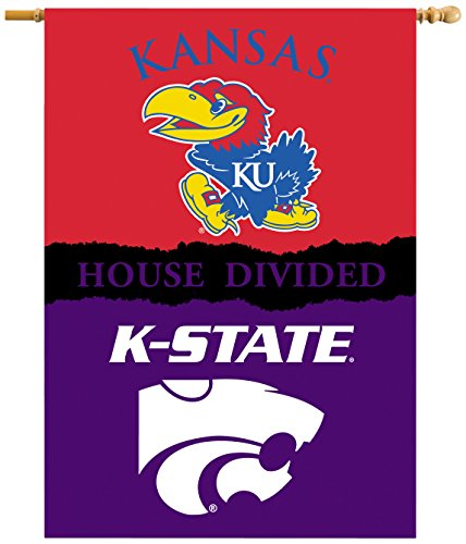 House Divided Two Sided Banner - 7