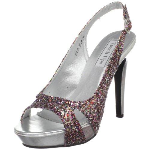 Touch Ups Women's Cinnamon Platform Sandal Multi Glitter lucp7