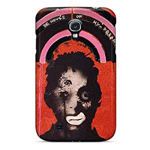 Great Hard Phone Covers For Samsung Galaxy S4 (bCh1396tDqr) Unique Design Beautiful Massive Attack Band Skin
