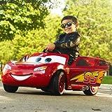Huffy Pixar Cars 3 Lightning McQueen 6V Battery-Powered Ride On
