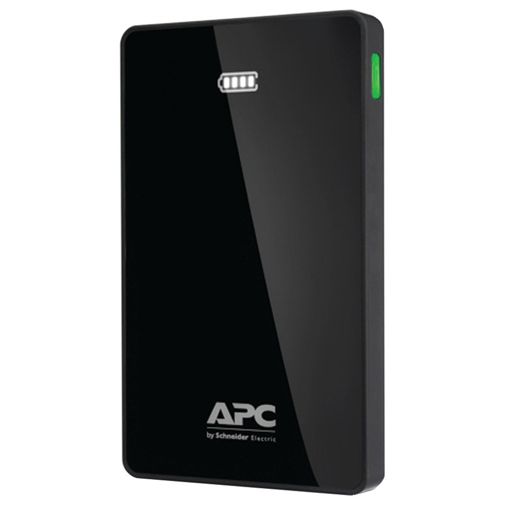 APC M10BK Mobile Power Pack (10,000mAh) Computers, Electronics, Office Supplies, Computing by APC (Image #1)