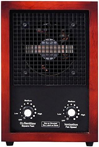 3500sq. FT Generador de Ozono Purificador de aire iónico ionizador de ozono Limpiador Bar de oxígeno limpio y fresco para el hogar: Amazon.es: Hogar