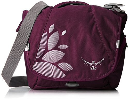 Osprey FlapJill Womens Mini Shoulder Bag (Plum Purple)