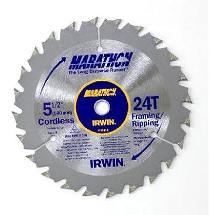 Irwin tools marathon carbide cordless circular saw blade 5 12 inch irwin tools marathon carbide cordless circular saw blade 5 12 inch greentooth Gallery