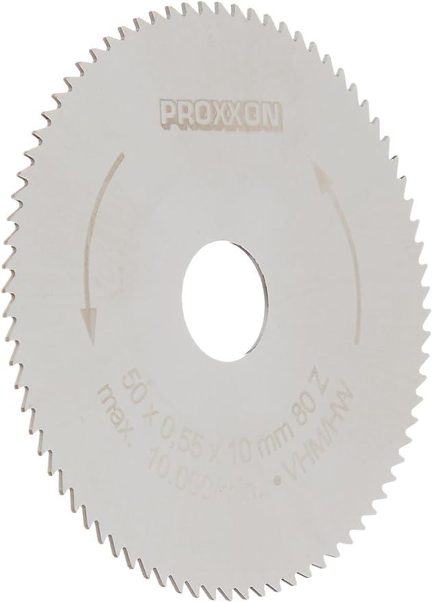 "Proxxon 28011 Tungsten carbide saw blade, 2"", Silver - Power Saw Blades - Amazon.com"