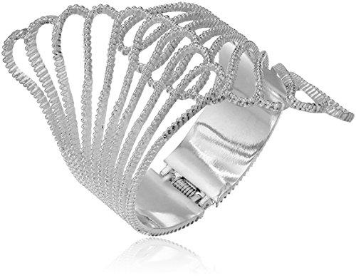 GUESS Basic Clam Cuff Bracelet