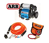 ARB Ultimate Wheeler Pack HD Air Compressor & Pump Up Kit & E-Z Tire Deflator 4x4