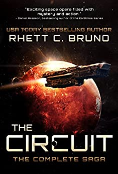 The Circuit: The Complete Saga by [Bruno, Rhett C.]