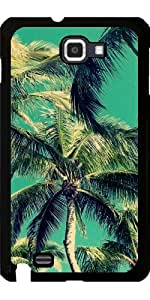 Funda para Samsung Galaxy Note GT-N7000 (I9220) - árboles De Palma Paraíso by Tara Yarte Photography & Design