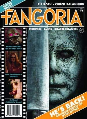 Fangoria Magazine Vol 2 #1 Halloween Movie Cover Suspiria Puppet Master Chainsaw Massacre -