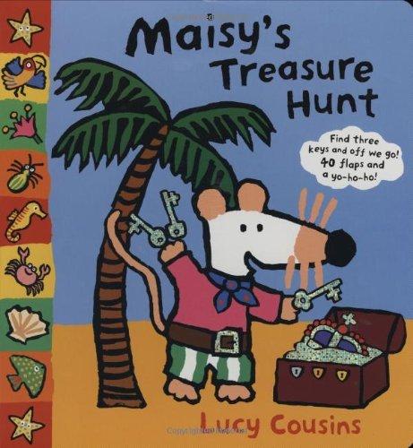 By Lucy Cousins - Maisy's Treasure Hunt (Board Book) (2004-05-02) [Board book] ebook