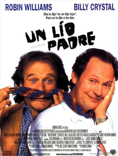 Fathers Day Poster In Spanish