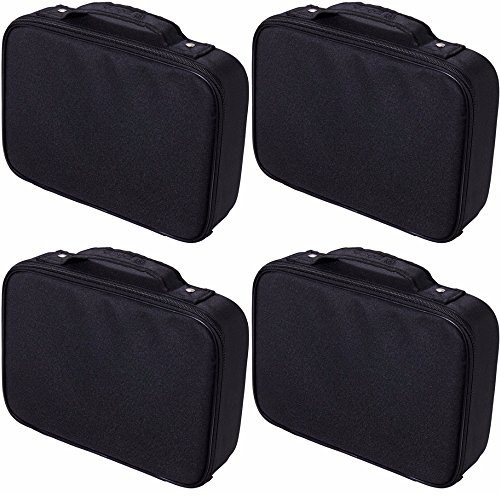 Set of Four Zuca Travel Organizer Cases - Stacks Inside Zuca Sport, Pro or Flyer Case like Drawers by ZUCA