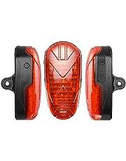 Winnes GPS Tracker Fiets Achterlicht Ontwerp Waterdichte GPS Tracker Werkt op batterijen Geo-Fence Bewegingsalarm SOS-knop Gratis app Beste trackers voor buiten fietsen, kamperen