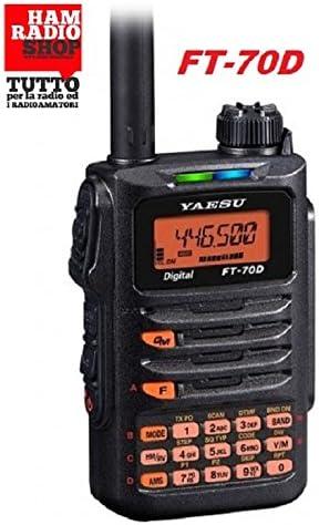 Amradioshop Yaesu Ft 70de C4fm Fdma Wires X Fm 144430 Elektronik