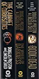 download ebook agent pendergast book series, 7-book collection: the cabinet of curiosities / the wheel of darkness / the book of the dead / dance of death / brimstone / fever dream / cemetery dance pdf epub