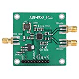 Asixx 137M-4.4GHz RF Signal Source Phase Locking Loop Frequency Synthesizer ADF4350 Development Board Durable Construction for Long-Lasting Performance