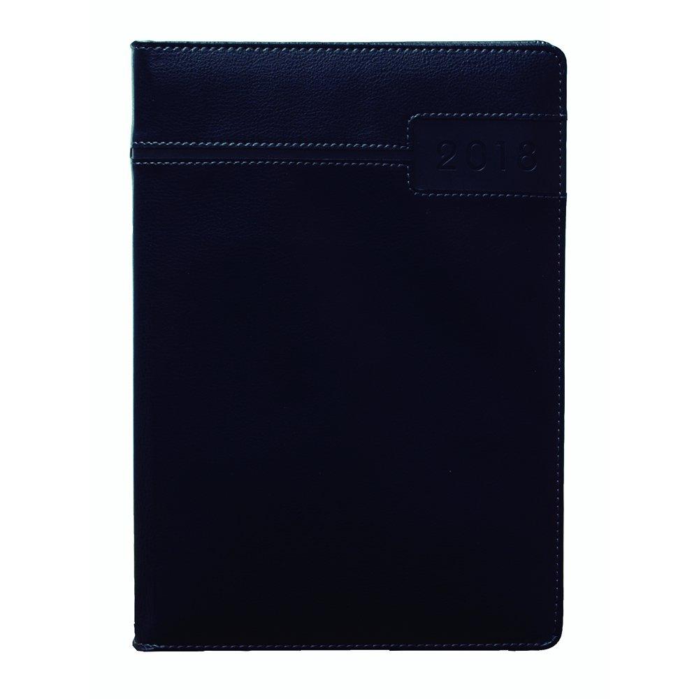 Makro Paper 002498 - Agenda 2018, 170 x 240 mm, color negro ...