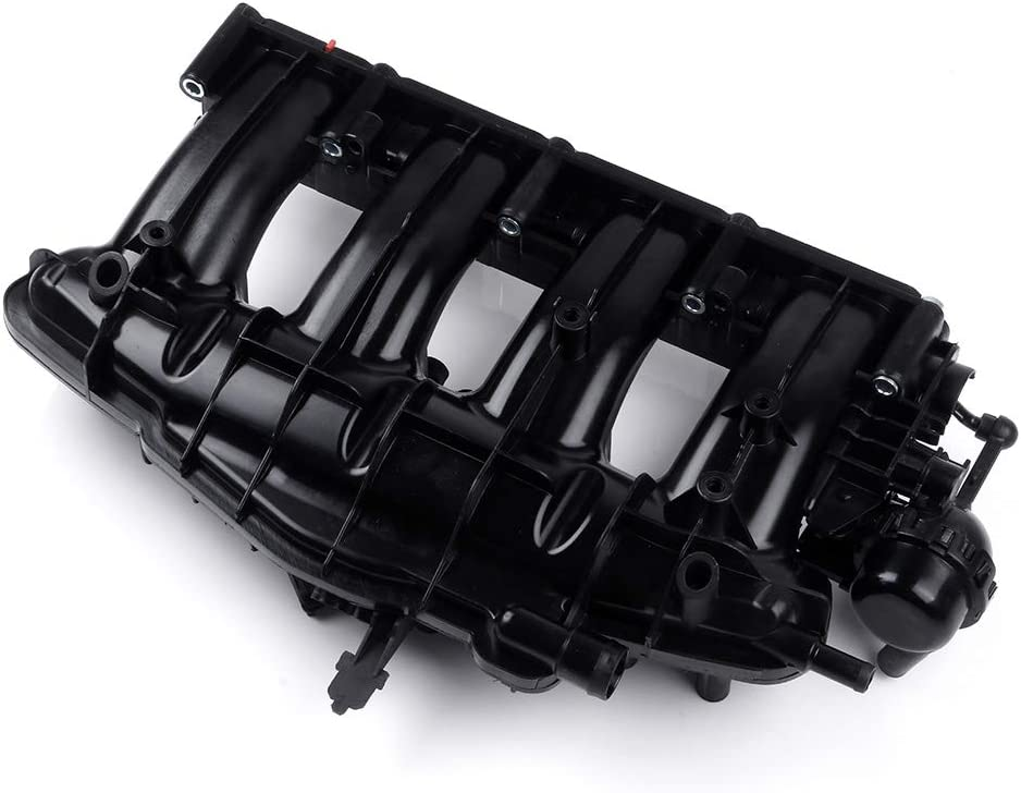 FEIPARTS Performance Engine Intake Manifold Fit for 08-13 A3 09-10 TT 12-14 Beetle 13-17 CC 09-16 Eos 08-14 GTI 08-14 Jetta