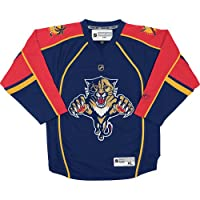 Reebok Florida Panthers Youth Replica Home Jersey