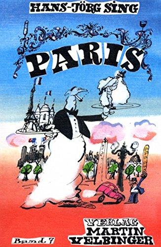 Paris: Stadtbuch (Unkonventionelle Reiseführer)