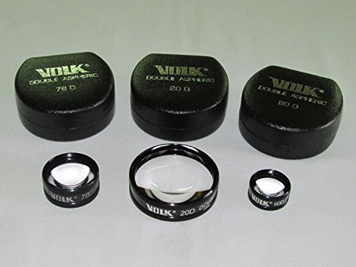 Ajanta Volk Diagnostic Lens 20D 78D And 90D Surgical Lens Indirect
