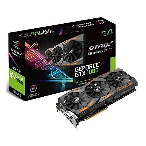 Asus GeForce ROG Strix GTX 1060