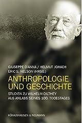 Anthropologie und Geschichte Hardcover