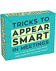 Tricks to Appear Smart in Meetings 2022 Day-to-Day Calendar
