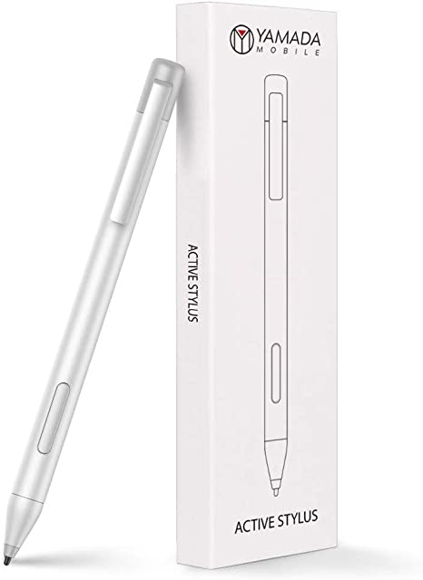 Microsoft Surface Stylus Touch Pen for Surface Pro 4 Silver