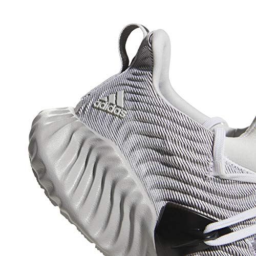 White black Running Adidas grey 9 Shoe Alphabounce Women's Instinct nwBYFp