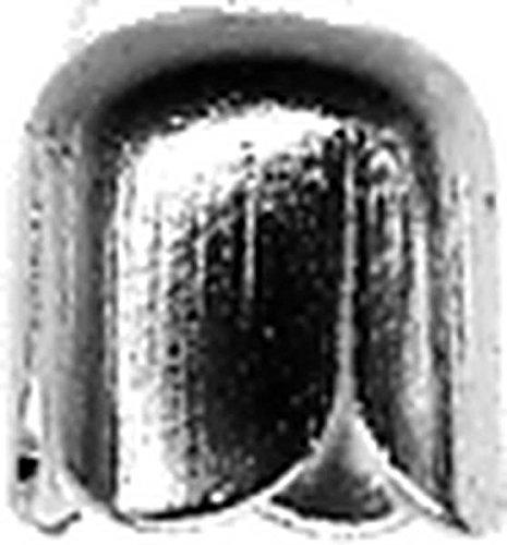 Lot de 10 Embout Tulipe /Ø 6 mm Argent/é MegaCre