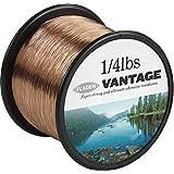 Fladen Vantage Pro Bulk Bobine 1/1,8kg de fil de pêche monofilament (transparent et marron)–existe en 3, 6, 10, 12, 14, 18, 23, 28, 35, 45et 24,9kg