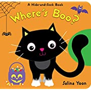 Where's Boo? (A Hide-and-seek Book)