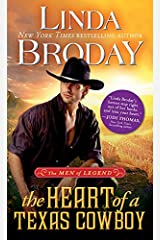 The Heart of a Texas Cowboy (Men of Legend Book 2) Kindle Edition