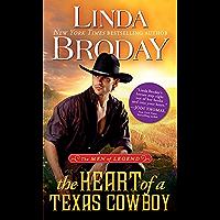 The Heart of a Texas Cowboy (Men of Legend Book 2)