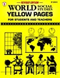 World Social Studies Yellow Pages for Students and Teachers, Sharen Lewis, 0865302685
