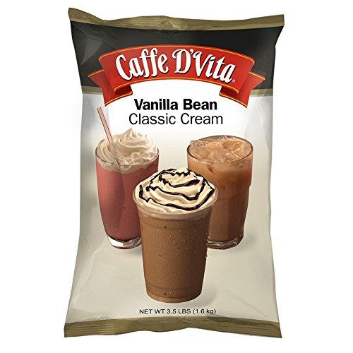 Caffe D'Vita (Vanilla Bean) - Bulk 3.5lb