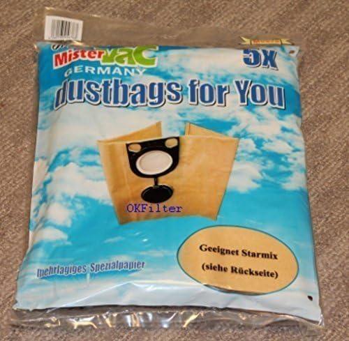 10bolsas de aspiradora paperbags para Metabo Asa 1202, Metabo ASR 2025, Bosch Gas 25, Metabo Asa 2025/metabo ASR 35H/metabo ASR 35m/metabo Asa 1202/metabo Asa 1200Adecuado: Amazon.es: Hogar