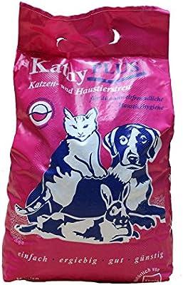 Kathy Plus Gato I dispersa Mascotas I dispersa Polvos para Gatos, Perros, Pájaros, Animales pequeños I Saco DE 10 litros I 4 kg: Amazon.es: Productos para mascotas