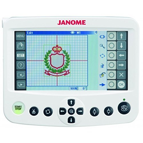 Janome MB-4S Remote Computer Screen