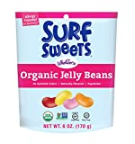 Surf Sweets Organic Jelly Beans, Nut Free, Gluten Free, Dairy Free 6 ct. 6 oz.