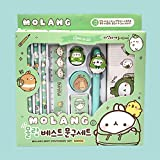 Molang Assorted School Supply Stationery Gift